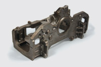 Component produced for stairlift using casting technology developed by Chamberlin plc