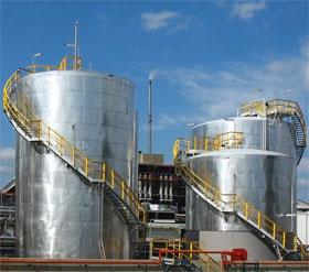 Refinery for Petrel, manufacturer of hazardous environmental lighting and equipment