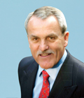 Keith Butler-Wheelhouse - Non-Executive Chairman of Chamberlin plc