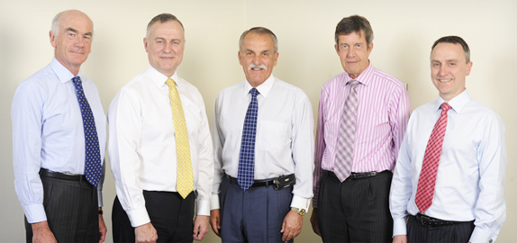 Board of Directors for Chamberlin plc